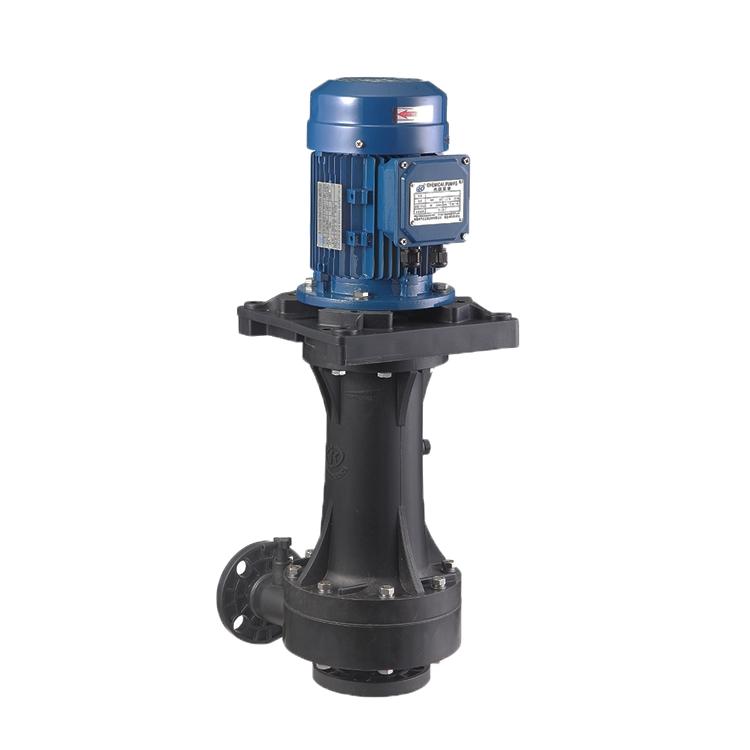 立式泵故障分析及解决方法