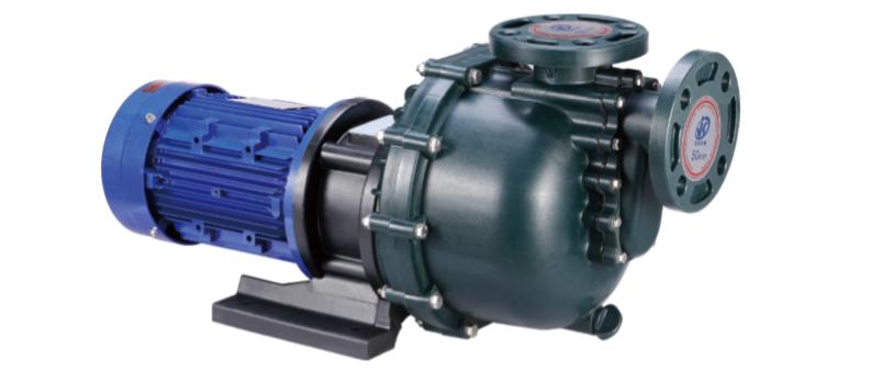 无密封自吸泵的基本构造与特点